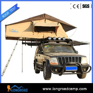 4X4 RV Car Roof Top Tent with Fox wing Awning