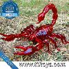 New Infrared 2ch remote control super simulation RC scorpion 2 mixed colors