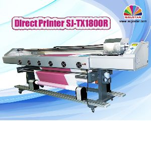 digital textile printer for polyester, cotton, silk